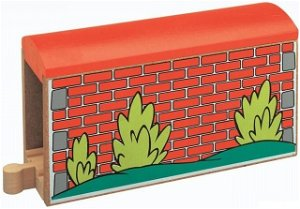 Vláčkodráha tunely - Tunel červený (Maxim)