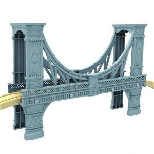 Vláčkodráha mosty - Oboustranný vysoký most (Maxim)