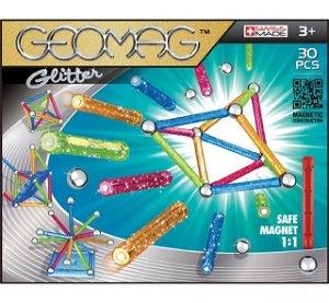 Geomag - Glitter, 30 ks