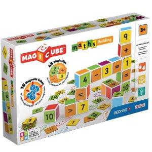 Geomag - Magicube, Maths Building 16 kostek + 45 klipů