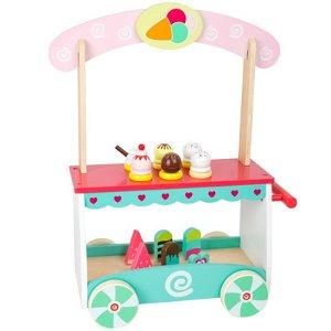 Prodejna - Zmrzlinový stánek pojízdný (Legler)
