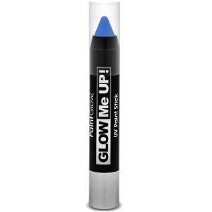 PaintGlow - Tužka na obličej UV NEON, modrá