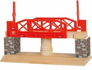 Vláčkodráha mosty - Most otáčecí (Woody)