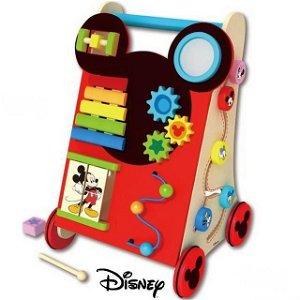 Derrson Disney Dřevěné aktivní Mickey