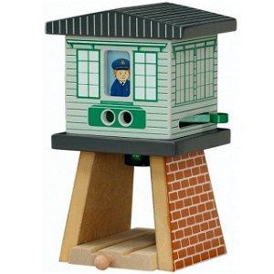 Vláčkodráha budovy - Signální věž (Maxim)