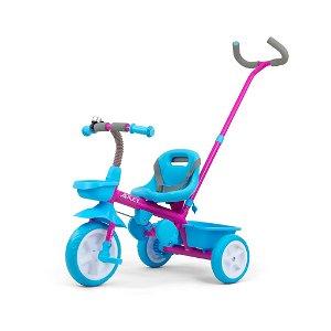 Dětská tříkolka Milly Mally Axel candy, Multicolor