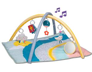 Hrací deka s hrazdou Měsíček