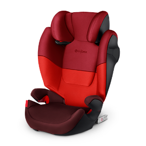 CYBEX Solution M-Fix, Rumba Red