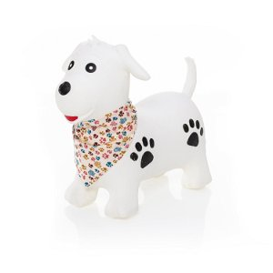 Hopsadlo Skippy, Dog/White