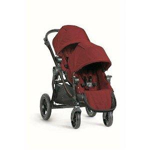 Doplňkový sedák Baby Jogger City Select Garnet