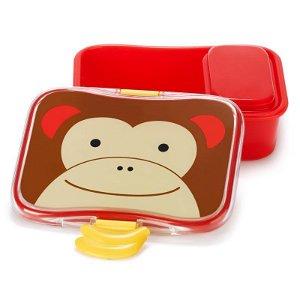 SKIPHOP SKIP HOP Zoo Krabička na svačinu 700 ml Opička 3+