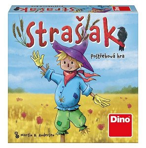 Dino Strašák cestovní hra