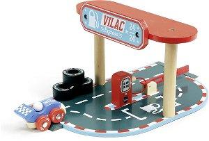 Vilac Čerpací stanice Vilacity