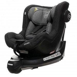 Coto Baby Autosedačka Solario s 360 ° otáčením, ISOFIX systémem, protisměr, 0-18 kg, grey