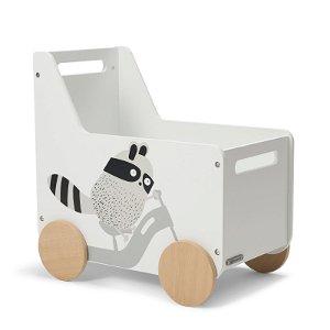 Box na hračky Kinderkraft RACCOON