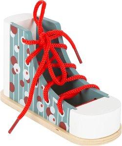 Small foot by Legler Small Foot Zavaž si tkaničku