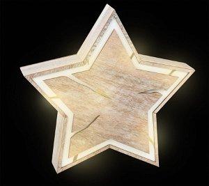 Small foot by Legler Small Foot Dekorační svítidlo hvězda Compact