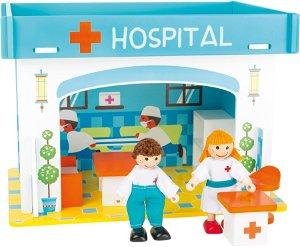 Small foot by Legler Small Foot Nemocnice s příslušenstvím