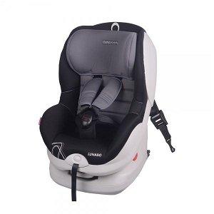 Coto Baby Autosedačka LUNARO 2016 Isofix - 9-18 kg - šedá/černá