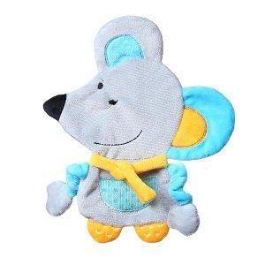 BabyOno Šustící mazlíček - Flat Mouse Kirstin