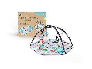 KINDERKRAFT Hrací deka Sea Land