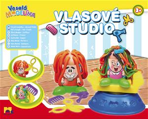 Mac Toys Vlasové studio modelínová sada