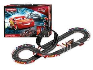 Carrera Autodráha Carrera GO!!! 62476 Auta/Cars-Speed Challenge 4,9m + 2 auta