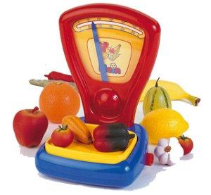 Klein dětská váha na ovoce