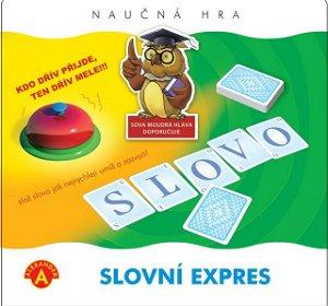 PEXI Alexander - Slovní expres, hra