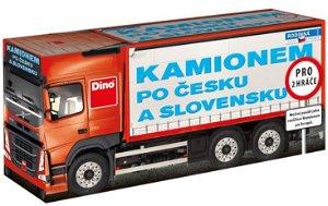 Dino Hry Dino Kamionem po Česku a Slovensku