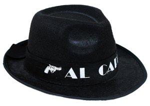 Rappa Klobouk Al Capone pro dospělé