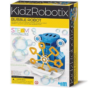 Mac Toys Robot na bublinky