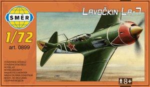 Směr Ostatní Směr model plastikový letadlo Lavočkin La-7