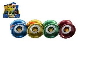 Teddies Jojo kov 6cm asst mix barev