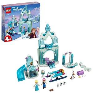 LEGO Disney 43194 Ledová říše divů Anny aElsy