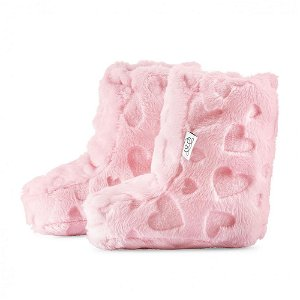 MAYLILY Short booties - Love pink