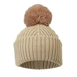 ELODIE DETAILS čepice Wool Beanie Pure Khaki 2-3y
