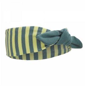Čelenka smyk Outlast® velikost uni, barva pruh limetkový/khaki
