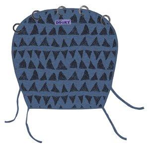 DOOKY Design clona - Blue Tribal