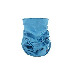 LITTLE ANGEL Nákrčník multifunkční tenký Outlast® barva azurově modrá