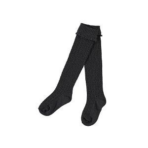 MAYORAL dívčí pletené teplé ponožky černá - 92 cm, EUR 19-22