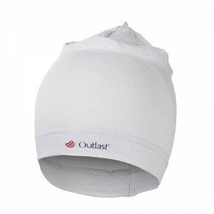 Čepice tenká Outlast® velikost 4, 45-47 cm, barva sv.šedá