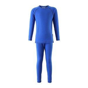 REIMA dětské funkční prádlo Lani Brave blue 80 cm