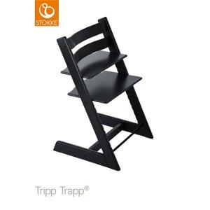 STOKKE Tripp Trapp židlička Black