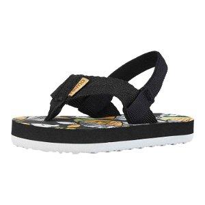 REIMA chlapecké plážové boty Plagen černá vel. 24