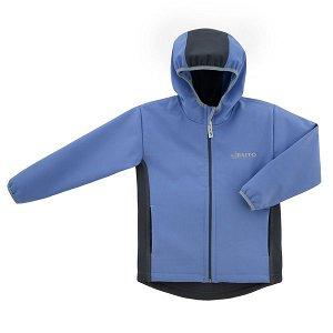 ESITO Dětská softshellová bunda DUO modrá / Vel. 116