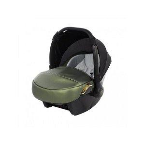 JUNAMA autosedačka 0-13kg BabySchild Fluo Line 2 - 06 Green/Gold
