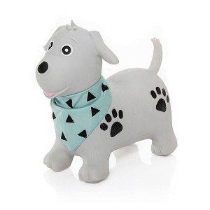 ZOPA Hopsadlo Skippy, Dog/Grey