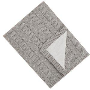 EKO deka klasy s bavlnou 03 šedá