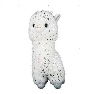 INNOGIO Plyšová hračka LAMA White 30cm